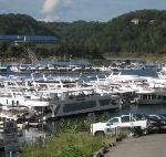 state dock on the water boat show kentucky