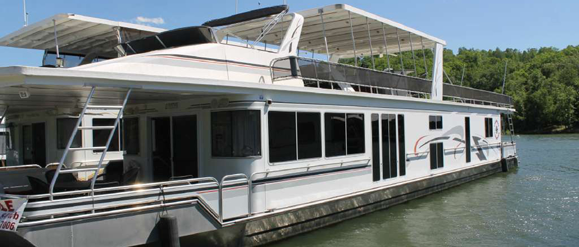 houseboats for sale TN